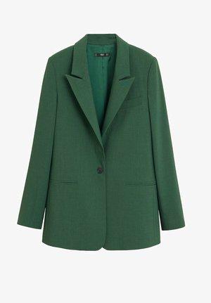 BOSQUE - Halflange jas - grün