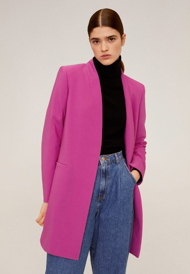 FROZEN - Manteau court - fuchsia