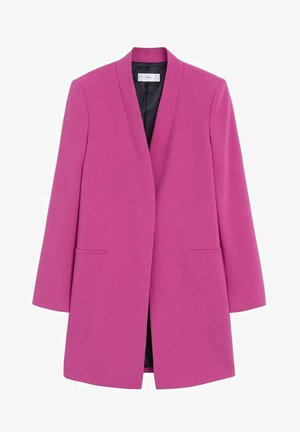 FROZEN - Short coat - fuchsia