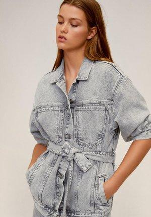 ACID - Denim jacket - denim grau