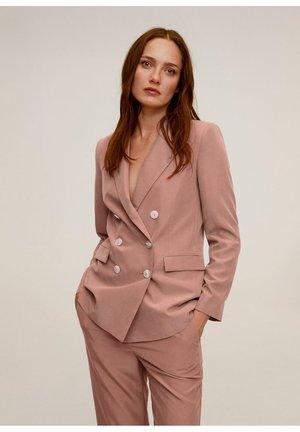 TEMPO - Veste de costume - rosa