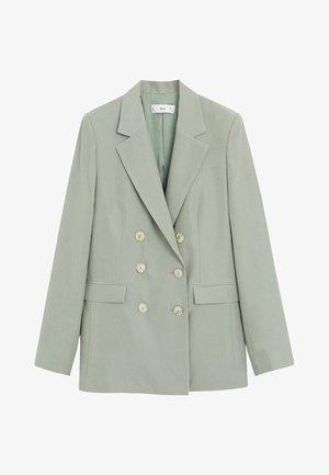 TEMPO - Suit jacket - pastellgrün
