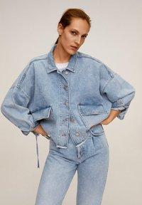 Mango - EDITED - Denim jacket - mittelblau - 0
