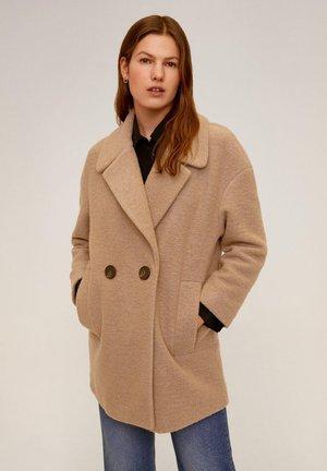 LAURIS-N - Short coat - beige