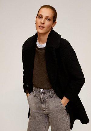 LAURIS-N - Short coat - schwarz