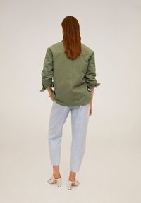 Mango - MARGOT - Summer jacket - khaki - 2