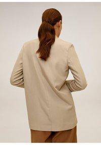 Mango - BOMBAY - Krótki płaszcz - beige - 2