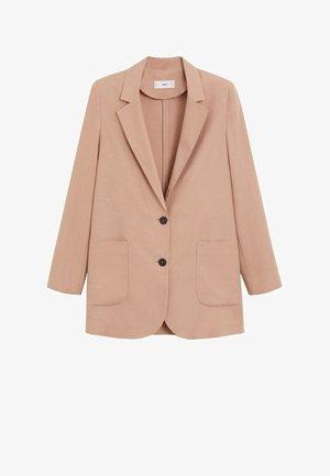 BOMBAY - Cappotto corto - pastellrosa
