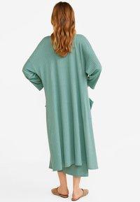 Mango - AZALEE - Cardigan - turquoise - 1