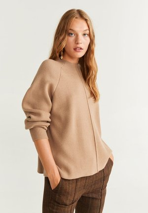 MARSELLA - Jumper - brown