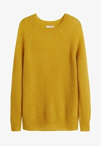 Mango - PANTONE - Jumper - yellow - 3