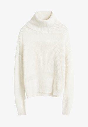 TRANSITY - Sweter - ecru