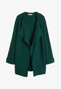 Mango - MONTIEL - Cardigan - dark green
