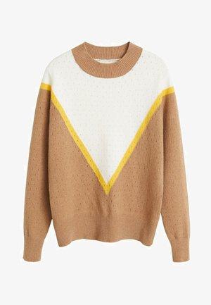 DESTINY - Sweter - beige
