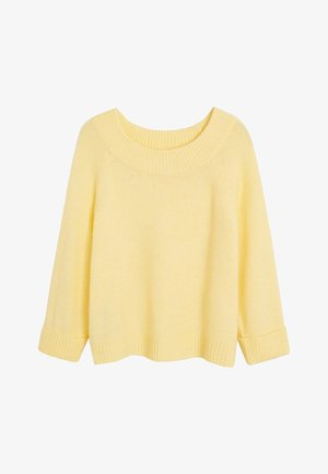 INCIENSO - Pullover - yellow
