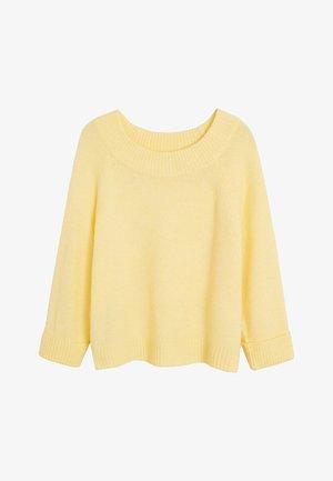 INCIENSO - Maglione - yellow