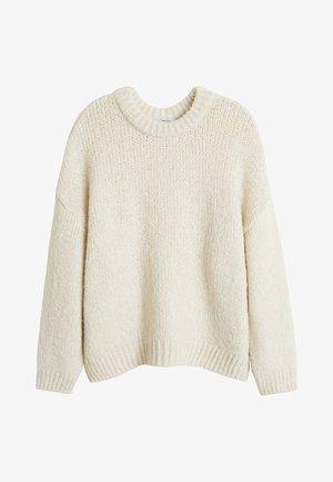 DARYA - Sweter - ecru