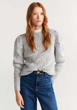 MARIPOSA - Jumper - gray