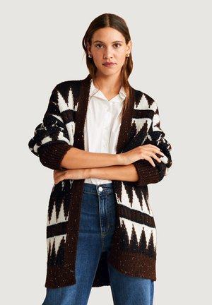 CHAMONIX - Cardigan - brown