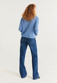 Mango - SHELLY - Vest - blue - 2