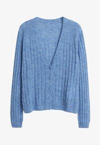 Mango - SHELLY - Vest - blue - 3