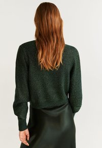 Mango - MINUE - Jumper - green - 2