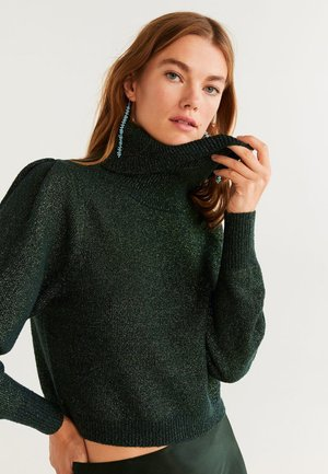 MINUE - Jumper - green