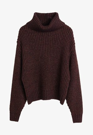 CHEWY - Sweter - bordeaux