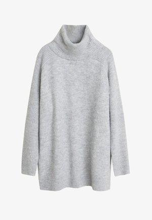 DONATE - Sweter - grey