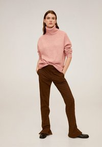Mango - DONATE - Sweter - pink - 1