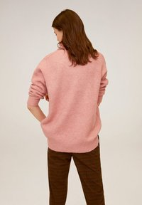 Mango - DONATE - Sweter - pink - 2