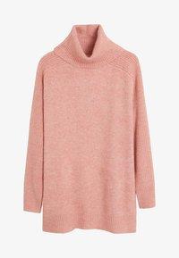 Mango - DONATE - Sweter - pink - 3