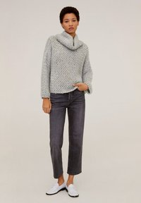 Mango - NEST - Maglione - light grey - 1