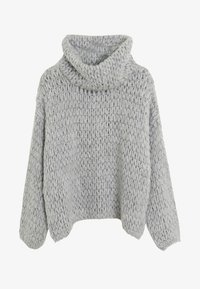 Mango - NEST - Maglione - light grey - 3