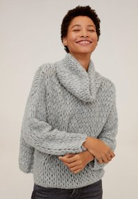 Mango - NEST - Maglione - light grey - 0