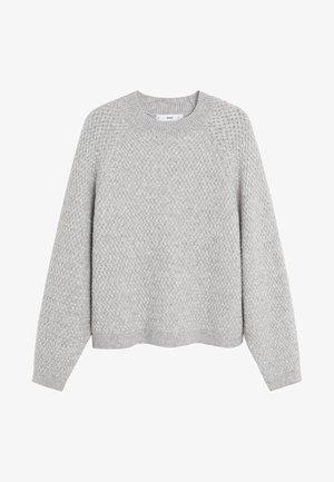 CONFORT - Pullover - light grey