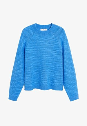 CONFORT - Jumper - blue