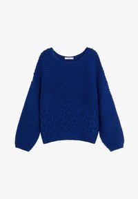 Mango - BRAVA - Strickpullover - blue - 4