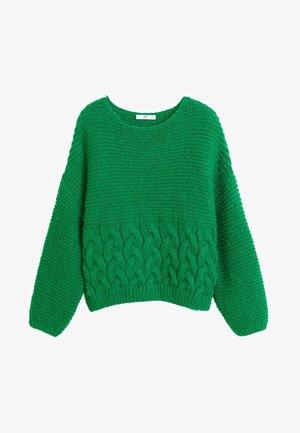 BRAVA - Pullover - green
