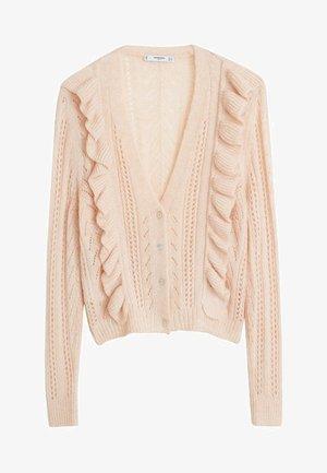 BOULE - Cardigan - pastel pink