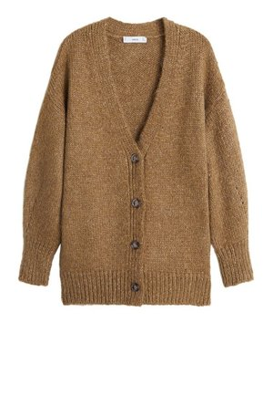 CAMELLO - Cardigan - brown
