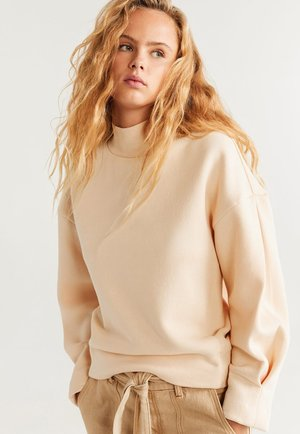 CHIME - Sweatshirt - sandfarben