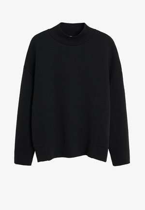 CHIME - Sweater - schwarz