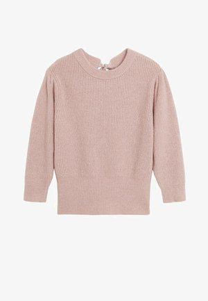 MELLOW - Sweter - zartrosa