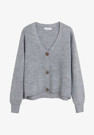 GREY - Strickjacke - grau