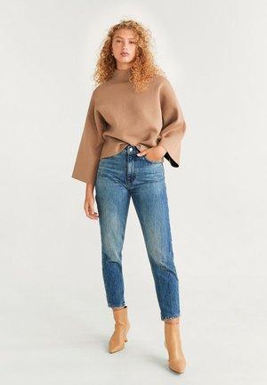PIA - Pullover - mittelbraun