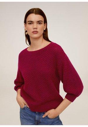 SPRINT - Pullover - fuchsia