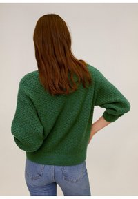 Mango - SPRINT - Pullover - grün - 2