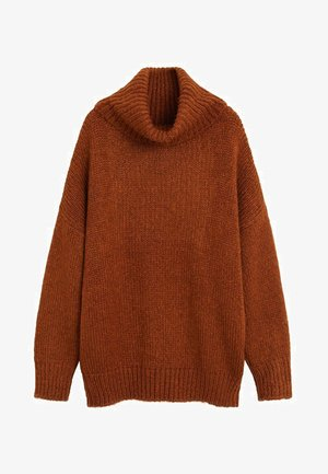 BROWNIE - Sweter - braun