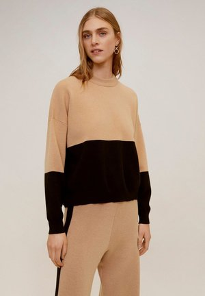 FLEARYS - Pullover - schwarz